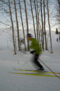 Telemark Skiing Norway